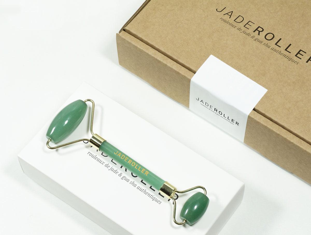 packaging jade roller
