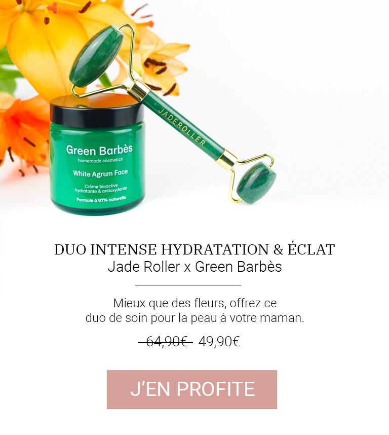 Offre fête des mères en collaboration avec Green Barbès